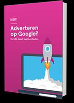 ebook adverteren in Google